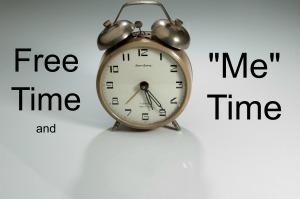 Balancing Free Time and Me Time